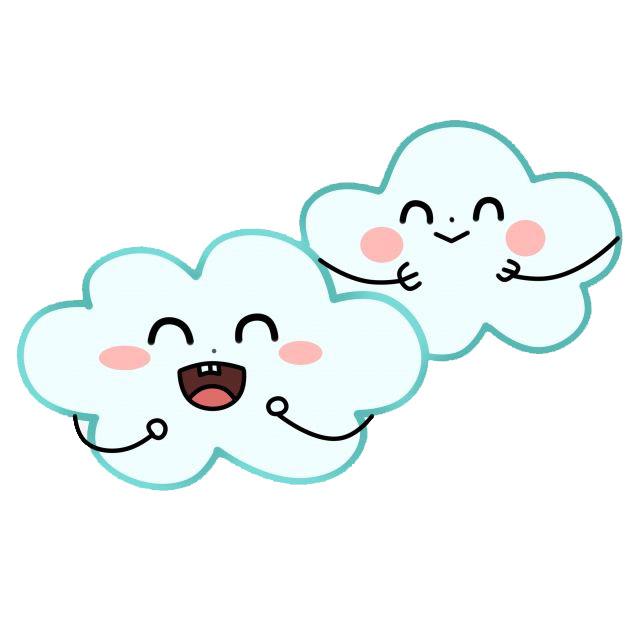 Стихи про облака